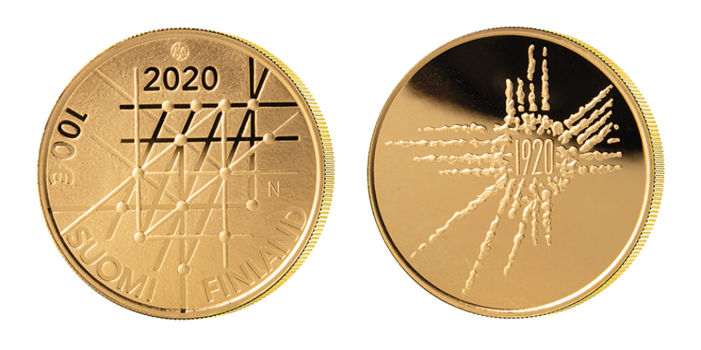 2020 numismatic program of Finland