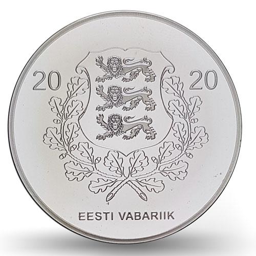2020 numismatic program of Estonia
