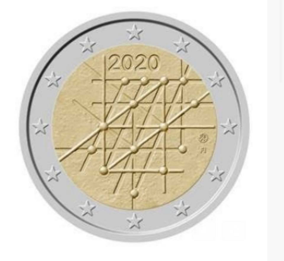 2020 numismatic program of Finland