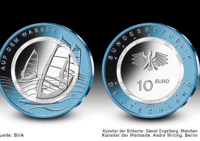 2021 german numismatic program
