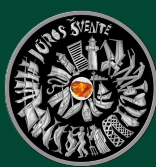 Programme numismatique 2021 de la Lituanie