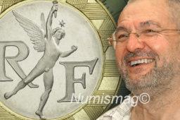 La 10 francs Génie et son graveur Jean-Luc Maréchal ont leur site web!
