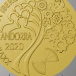 2020 Andorra numismatic program