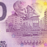MDM's album of zero euro banknotes - 30 years of German Refunded unity