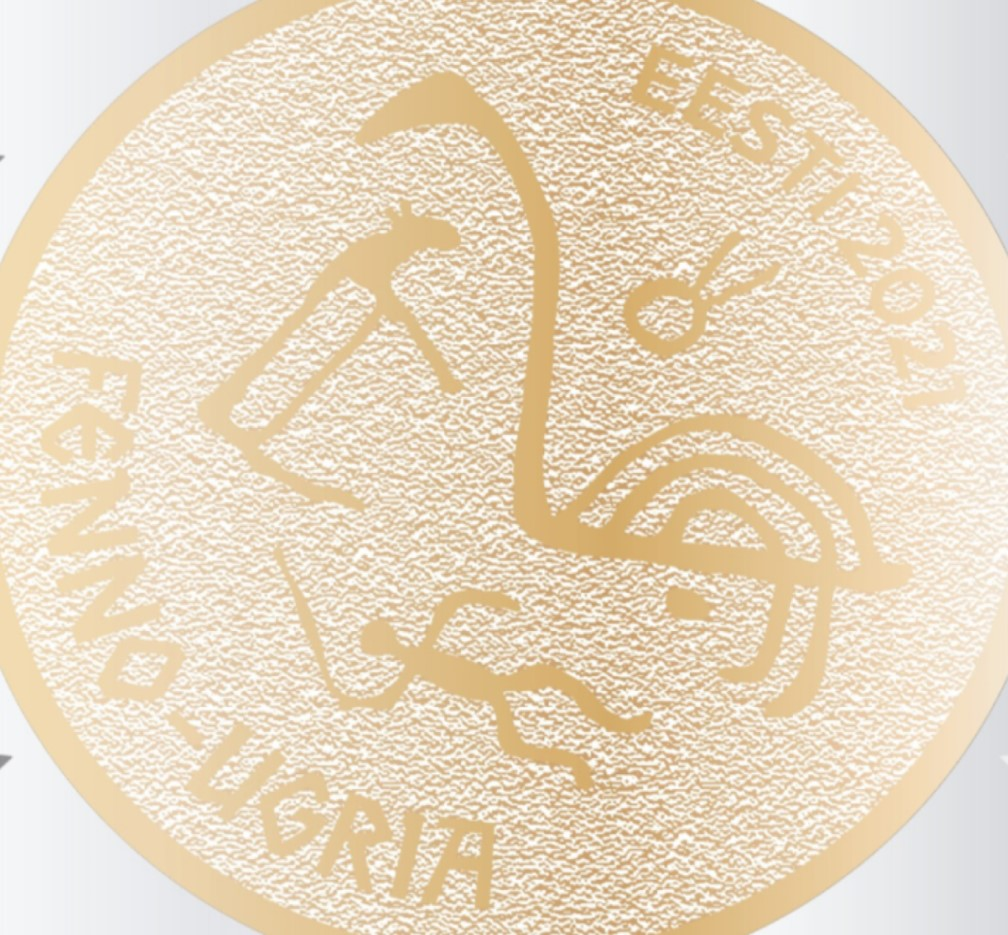 2021 €2 commemorative coin celebrating the Finno-Ugric peoples