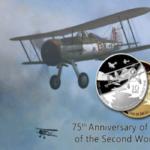 Malte célèbre les 75 ans de la fin de la guerre par une pièce en argent