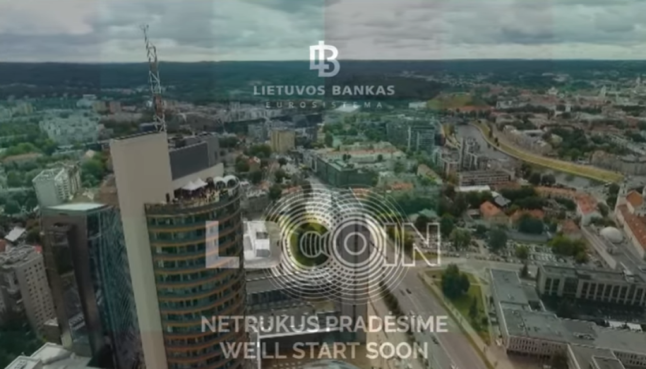"""Official presentation of world first digital collector's coin """"LBCOIN"""""""