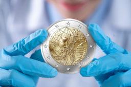 2 euros commémorative 2020 dédiée à la Recherche médicale – Monnaie de Paris