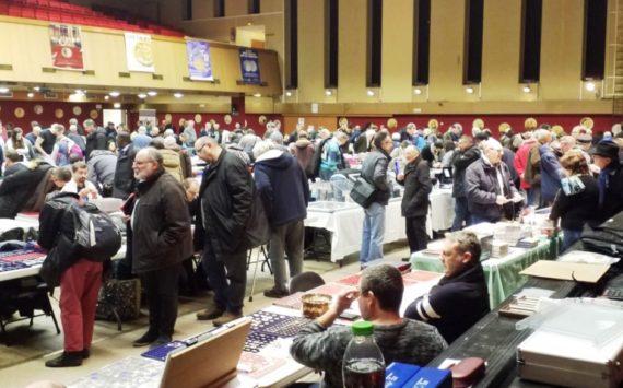 Bourse numismatique d'Argenteuil 2021 – la Mairie change la date