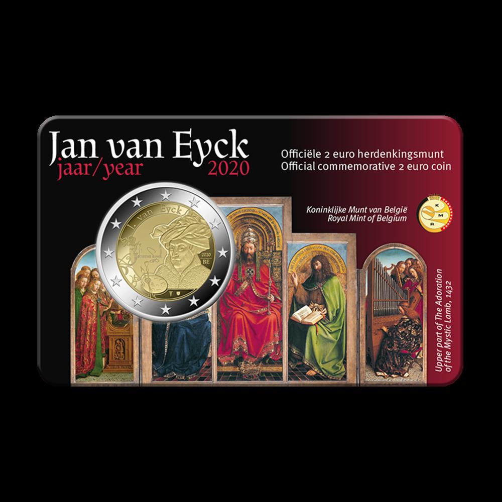 2020 numismatic program of Belgium - World Money Fair