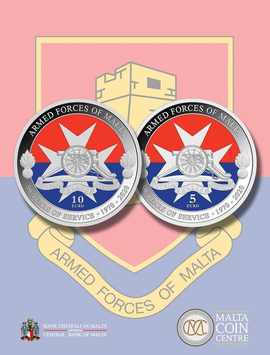 2020 MALTA numismatic program