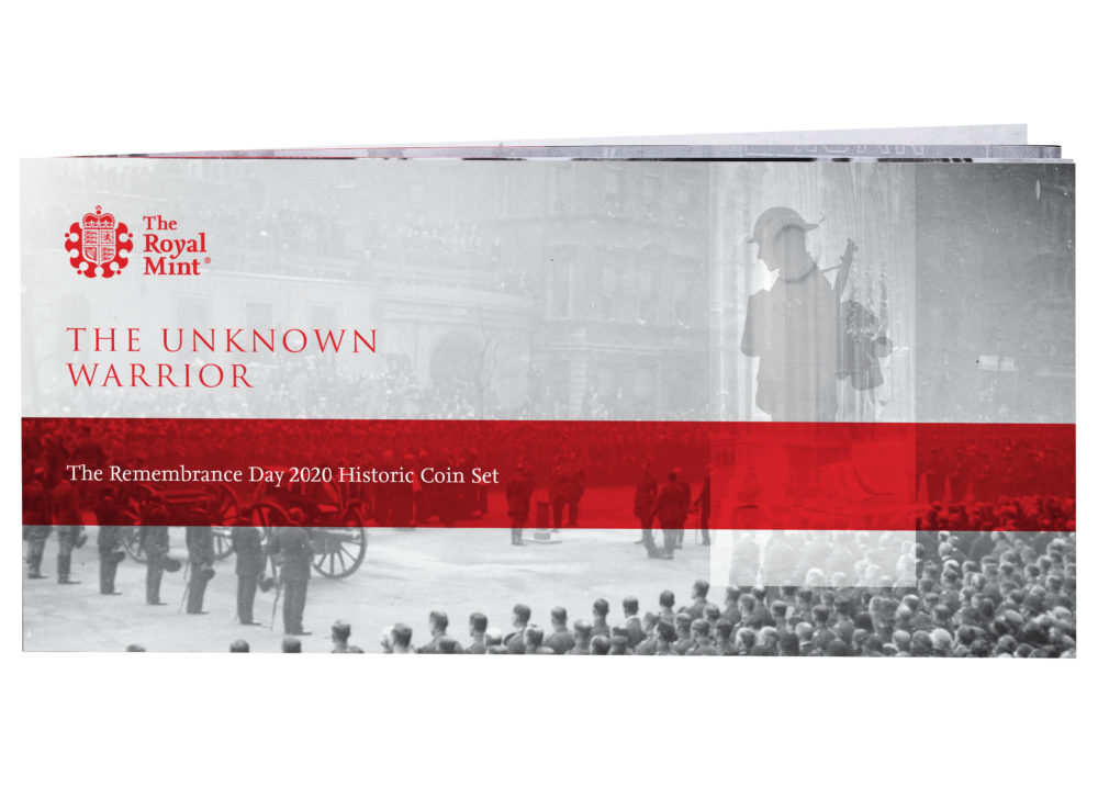 Royal Mint commemorates 100 years of the WW I Unknown Warrior