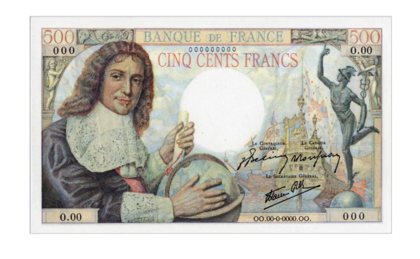 Journée conférence de la SFN du 10/10/2020 – Le papier monnaie – sur ZOOM