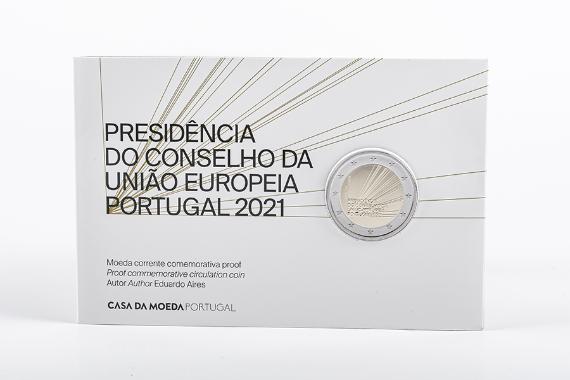 2€ Présidence portugaise de l'Union Européenne 2021
