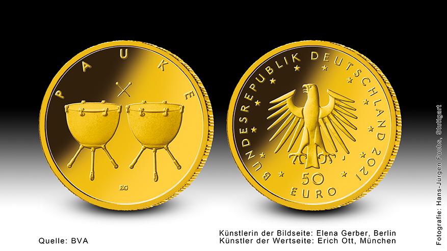 2021 german numismatic program