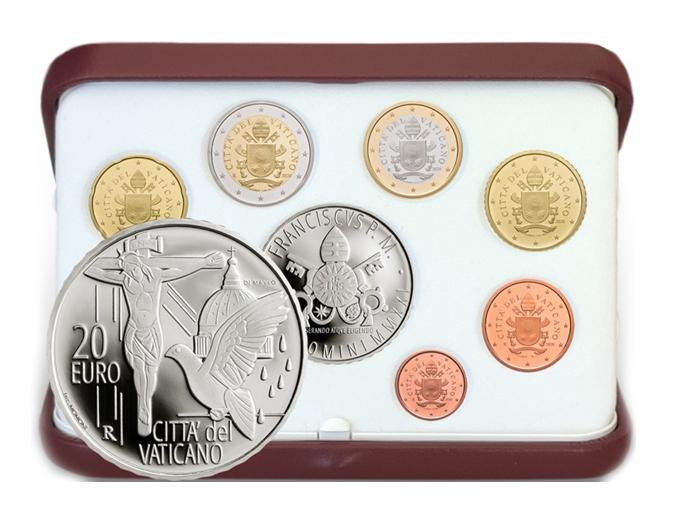 2021 numismatic program of Vatican