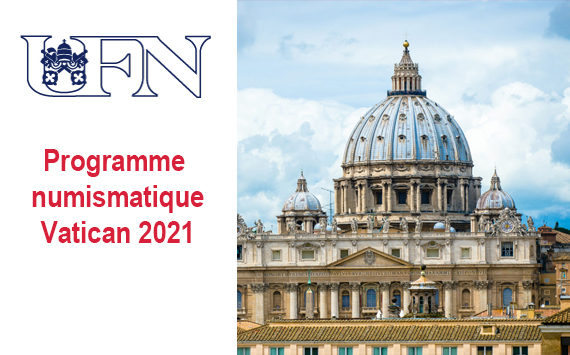 2021 numismatic program of Vatican