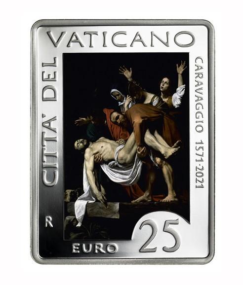 Programme numismatique du Vatican 2021