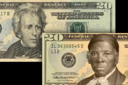 Le billet de 20 dollars à l'effigie d'Harriet Tubman est relancé