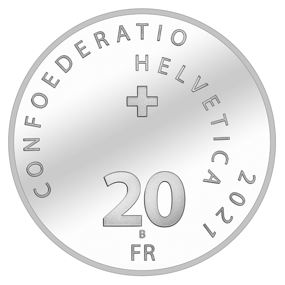 SWISS MINT: programme numismatique 2021