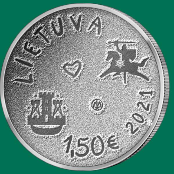 2021 lithuanian numismatic program