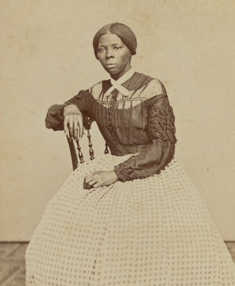 HARRIET TUBMAN is back on future USD 20 banknote