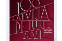 "Latvia 2020 numismatic program – ""De iure recognition of Latvia"""