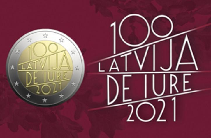 Programme 2021 de la Lettonie - Reconnaissance de jure de la République
