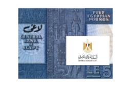 Le premier billet polymère émis par l'Egypte est annoncé!