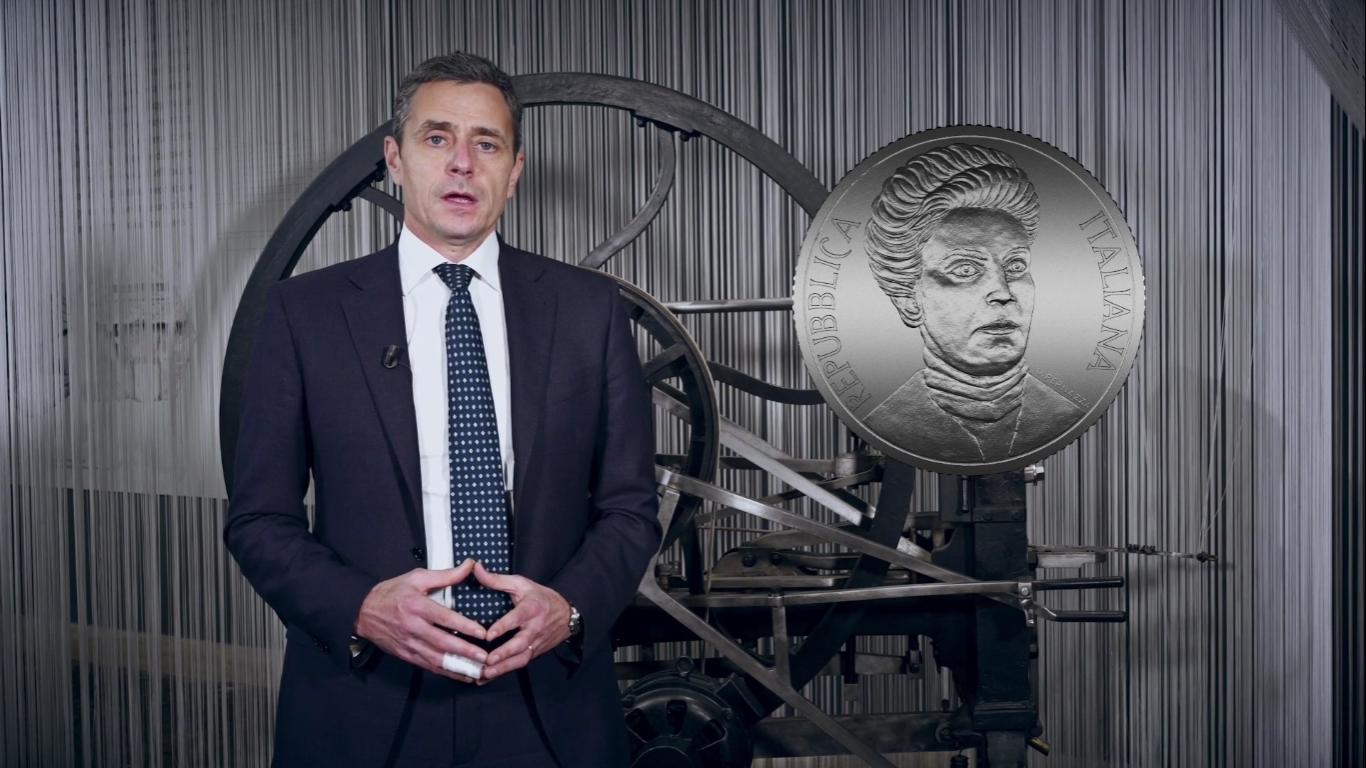Programme numismatique 2021 de l'Itali