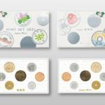 Coffrets numismatiques annuels 2021 du Japon