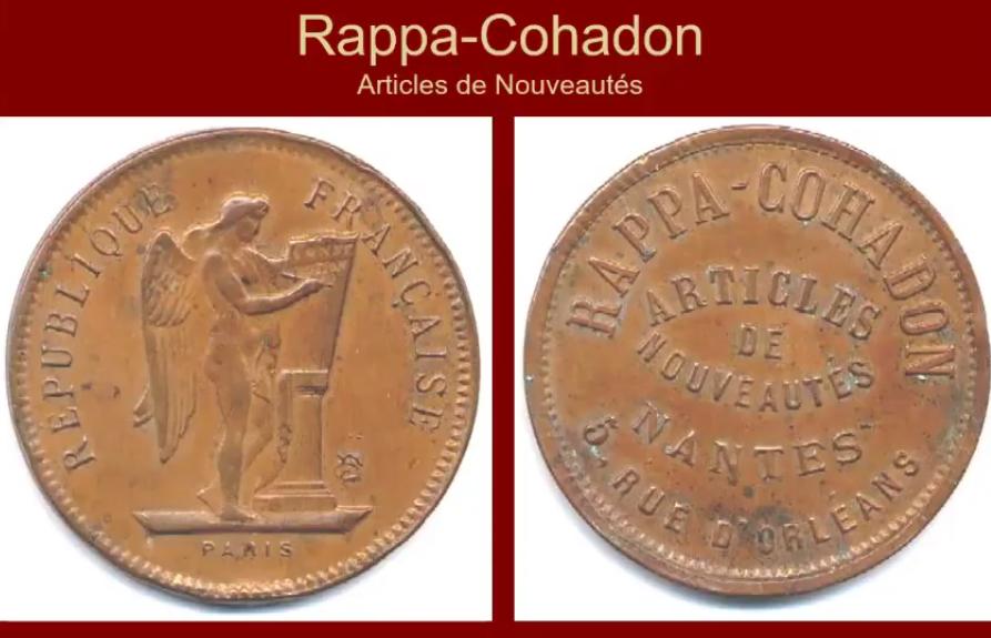 Conférence de Gildas SALAUN sur les petites monnaies nantaises