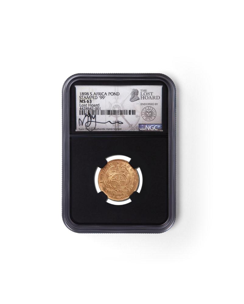 Un trésor numismatique sud africain à vendre en 2021!