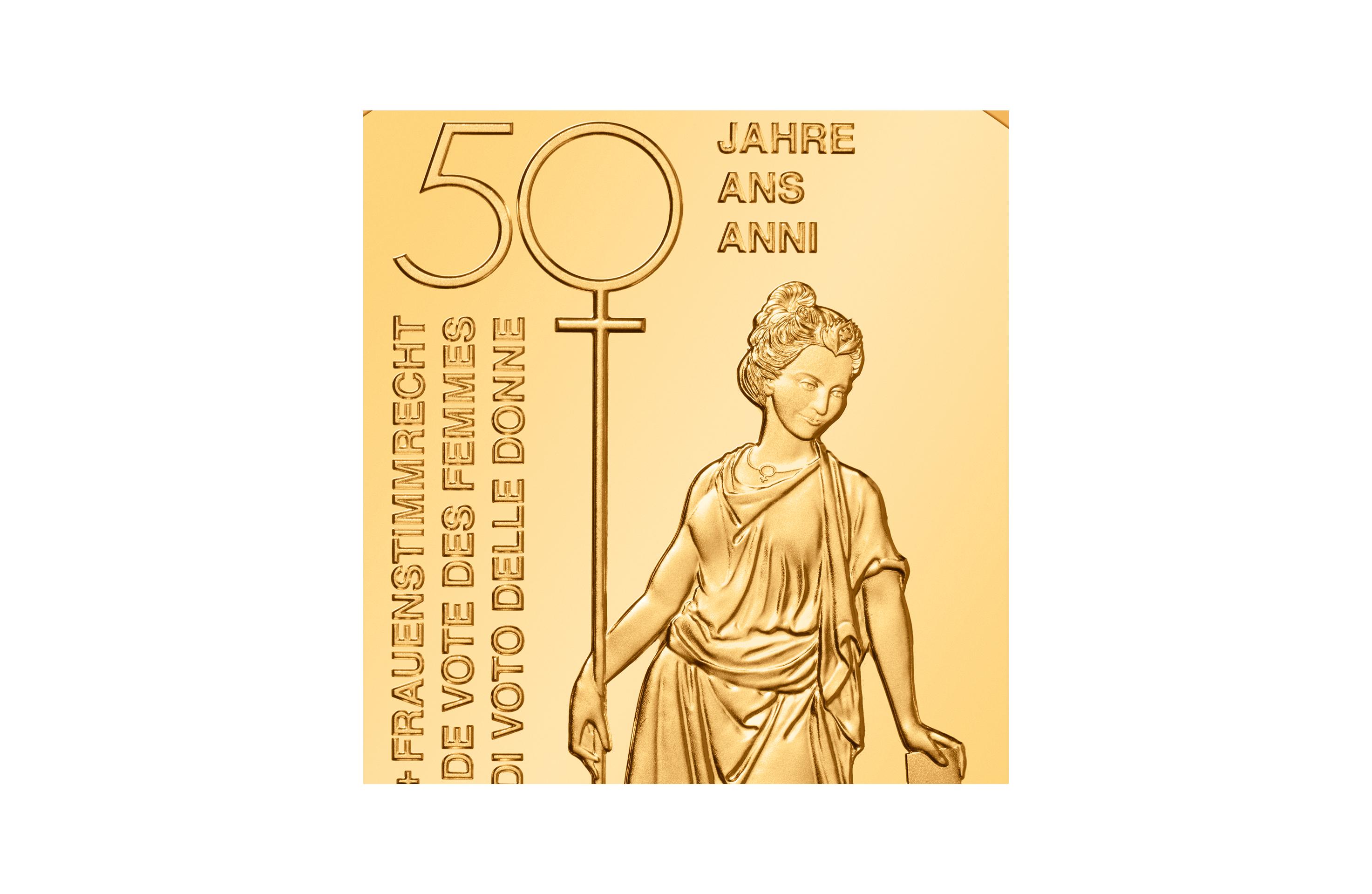 SWISS MINT: 2021 numismatic program