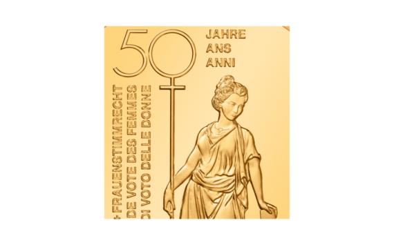 SWISS MINT: programme numismatique 2021