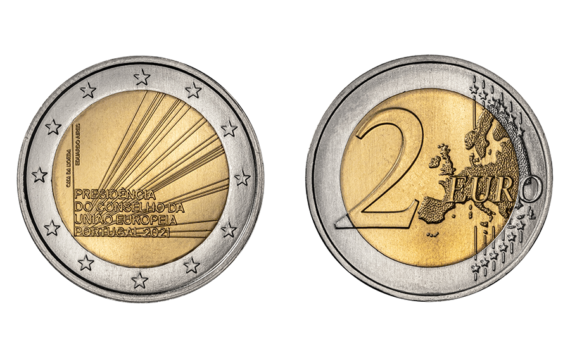 2021 numismatic program of Portugal