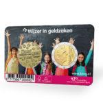 """Coincard """"semaine de la monnaie"""" 2021 des Pays Bas"""