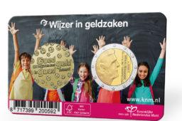 Coincard «semaine de la monnaie» 2021 des Pays Bas