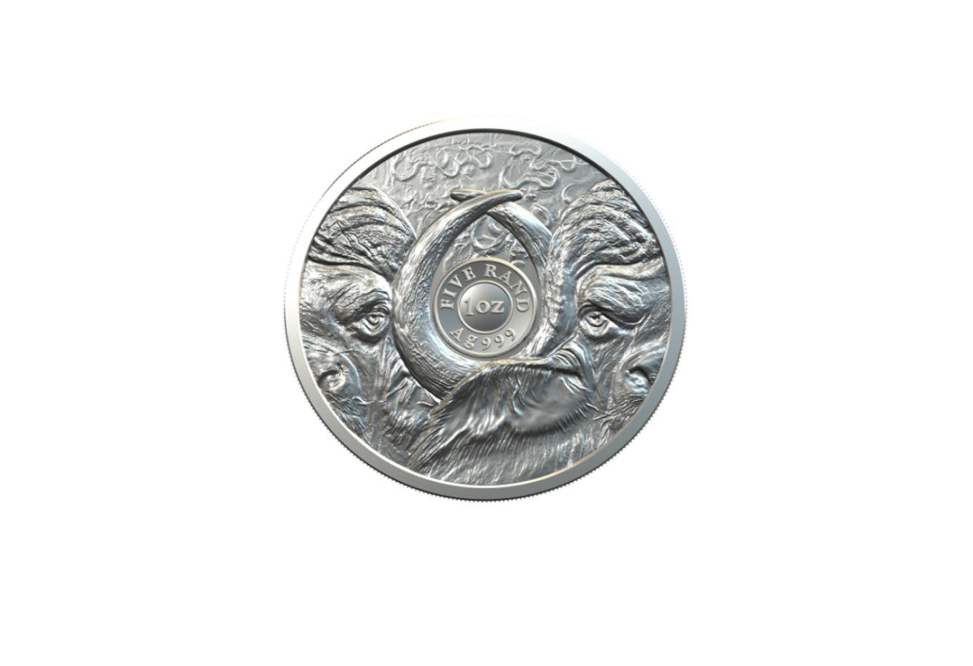 The 2021 south african mint's Buffalo coins