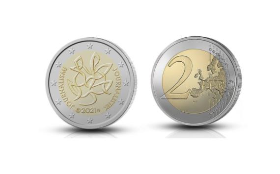 Programme numismatique finlandais 2021