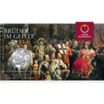 10€ 2021 chevaliers teutoniques et fraternité - Monnaie d'Autriche