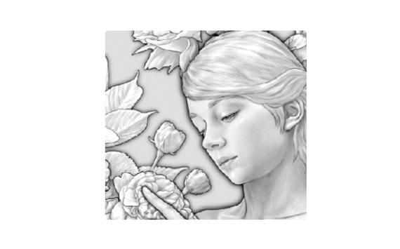 Médailles 2021 du Japan Mint – «Fleurs de cerisier»