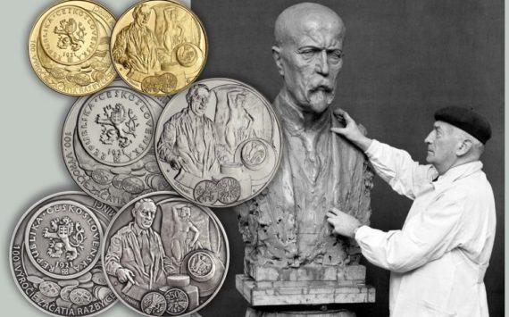 2021 slovak numismatic program