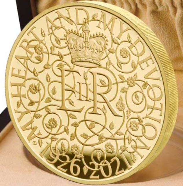 Royal Mint: Coins to celebrate her Majesty's 95th anniversary