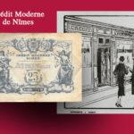 LANGUEDOC-ROUSSILLON - Les bons du Crédit Moderne de Nîmes Union Economique – Catalogue et cotation
