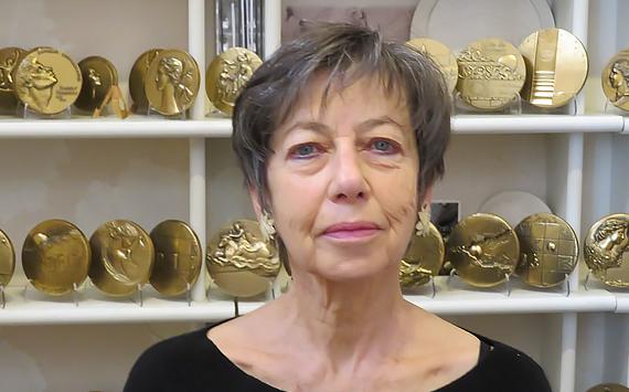 RENEE MAYOT: la gravure classique au féminin, à la Monnaie de Paris