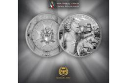 MALTA: 2021 Knights of the past new bullion coins series