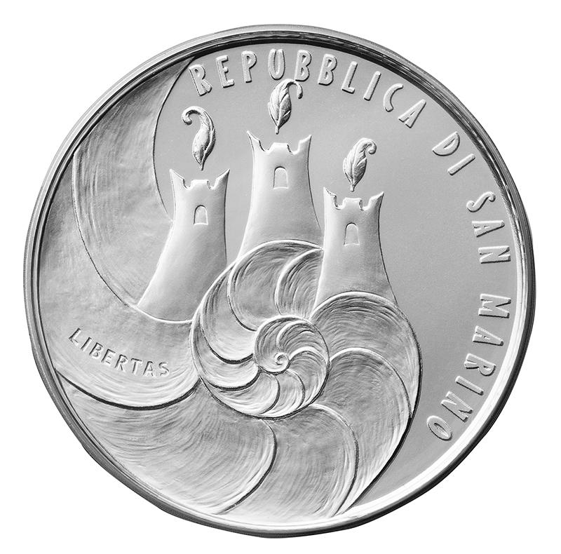 2021 SAN MARINO numismatic program