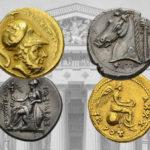 Belle vente de monnaies Antiques - Maison de vente Chaponnière & Firmenich