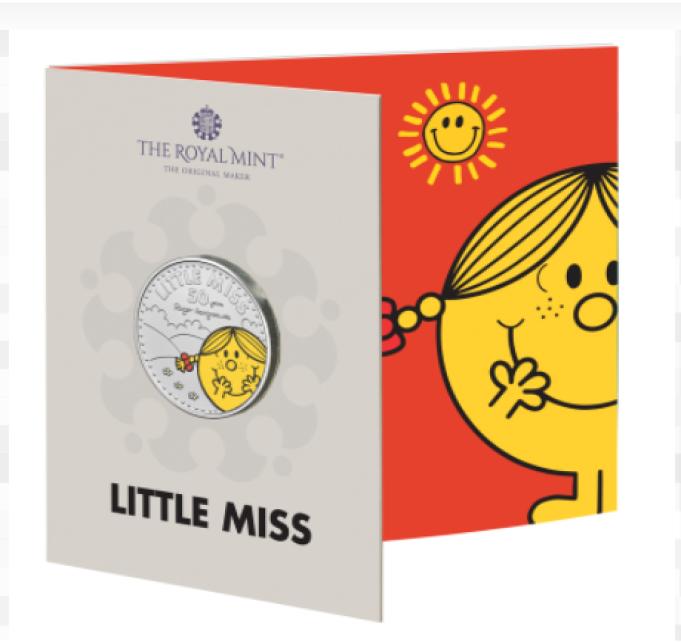 2021 5 pounds Little Miss SUNSHINE